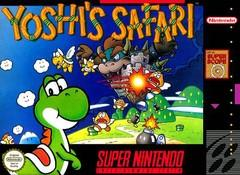 Yoshis Safari BOXED COMPLETE    SUPER NINTENDO ENTERTAINMENT SYSTEM