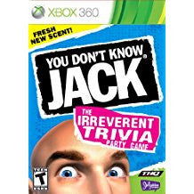 You Dont Know Jack    XBOX 360