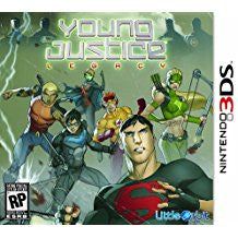 Young Justice Legacy    NINTENDO 3DS