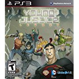 Young Justice Legacy    PLAYSTATION 3