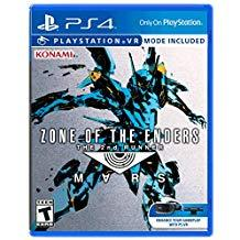 Zone Of The Enders The 2nd Runner M?RS    PLAYSTATION 4