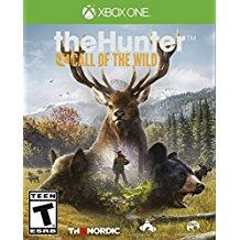 theHunter Call Of The Wild    XBOX ONE
