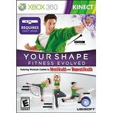 Your Shape Fitness Evolved    XBOX 360