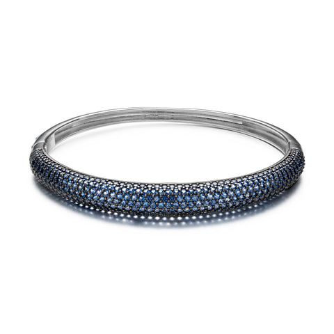 Bright Bliss Sapphire Bangle