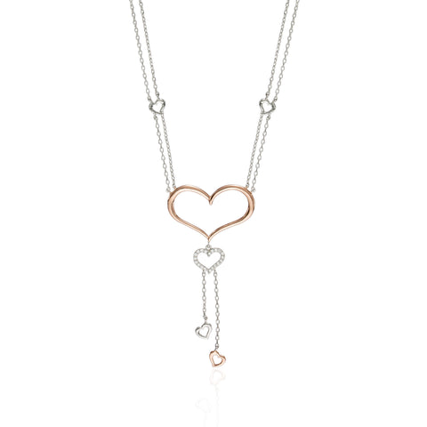 Amoré Rosé Necklace