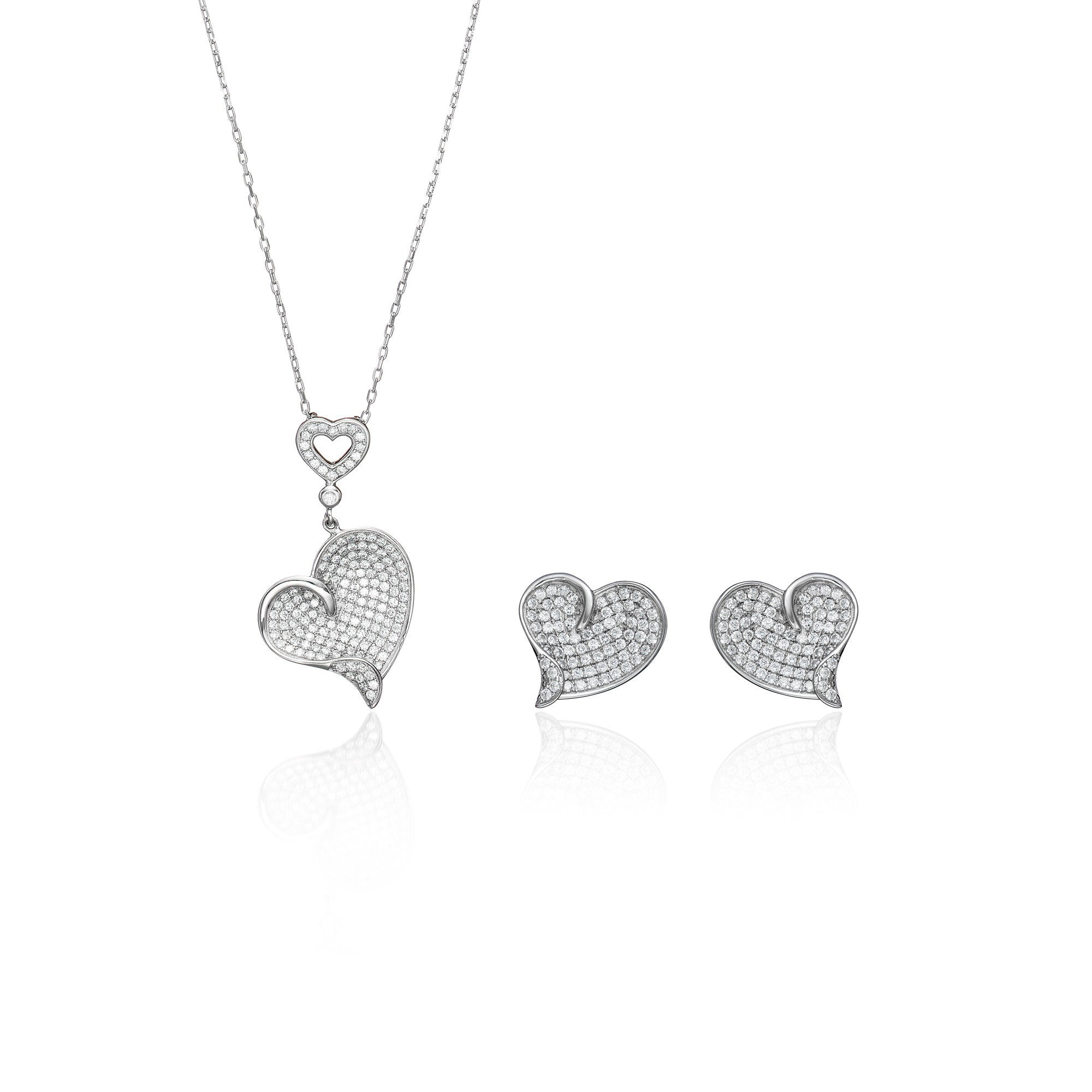 Glamour Heart Set
