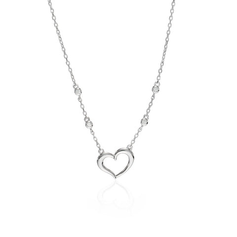 Captivating Heart Necklace