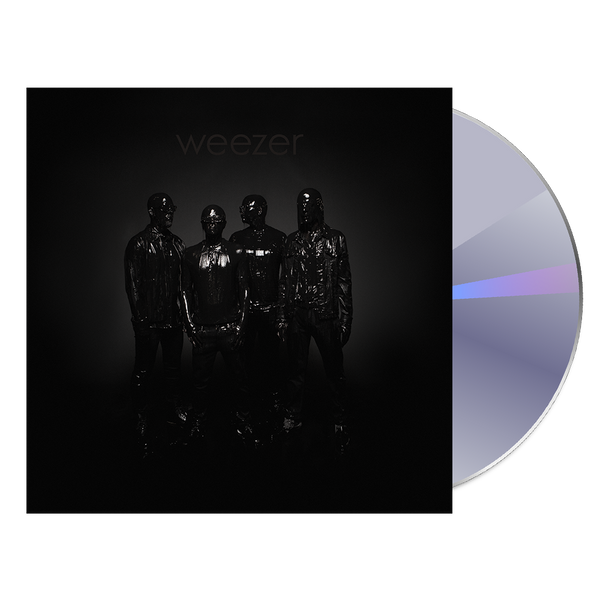 Black Album CD