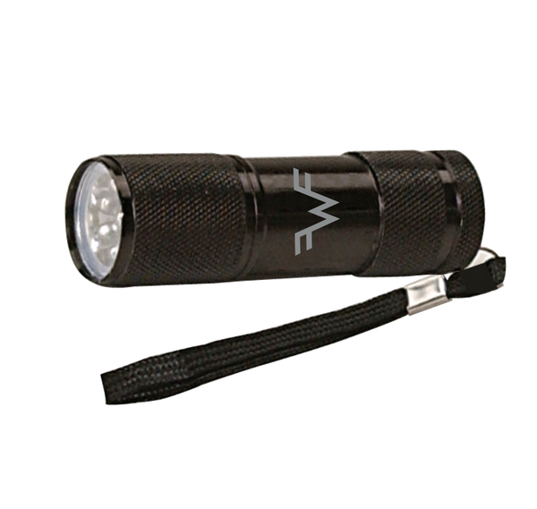 Black Light Flashlight
