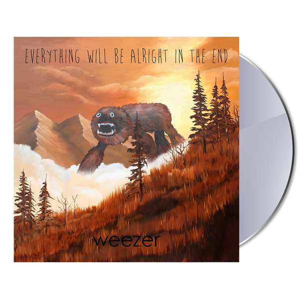 Everything Will Be Alright In The End CD
