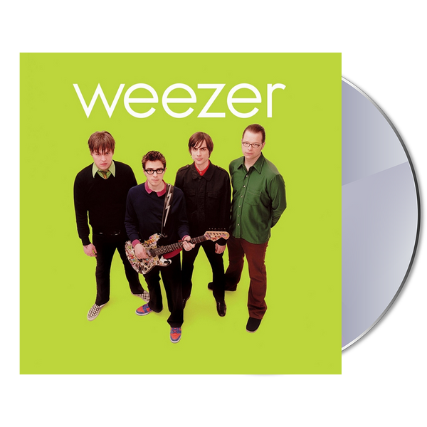 Green Album CD