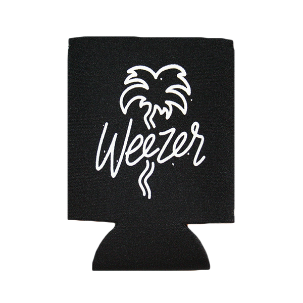 Palm Tree Koozie