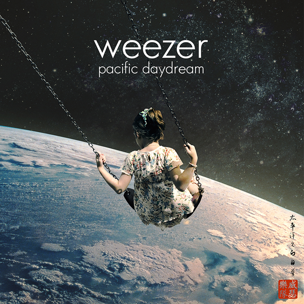 Pacific Daydream CD