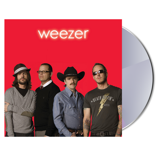 Red Album CD