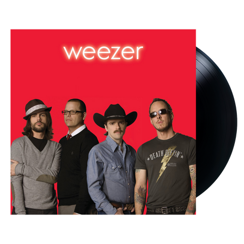 Red Album Deluxe 2LP Edition Vinyl