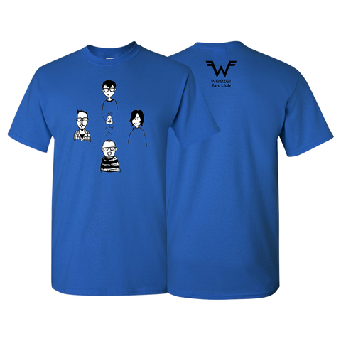 Blue Fanclub Shirt