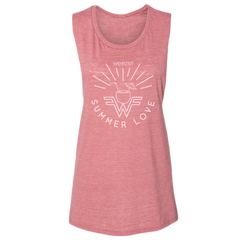 Coconut Ladies Tank