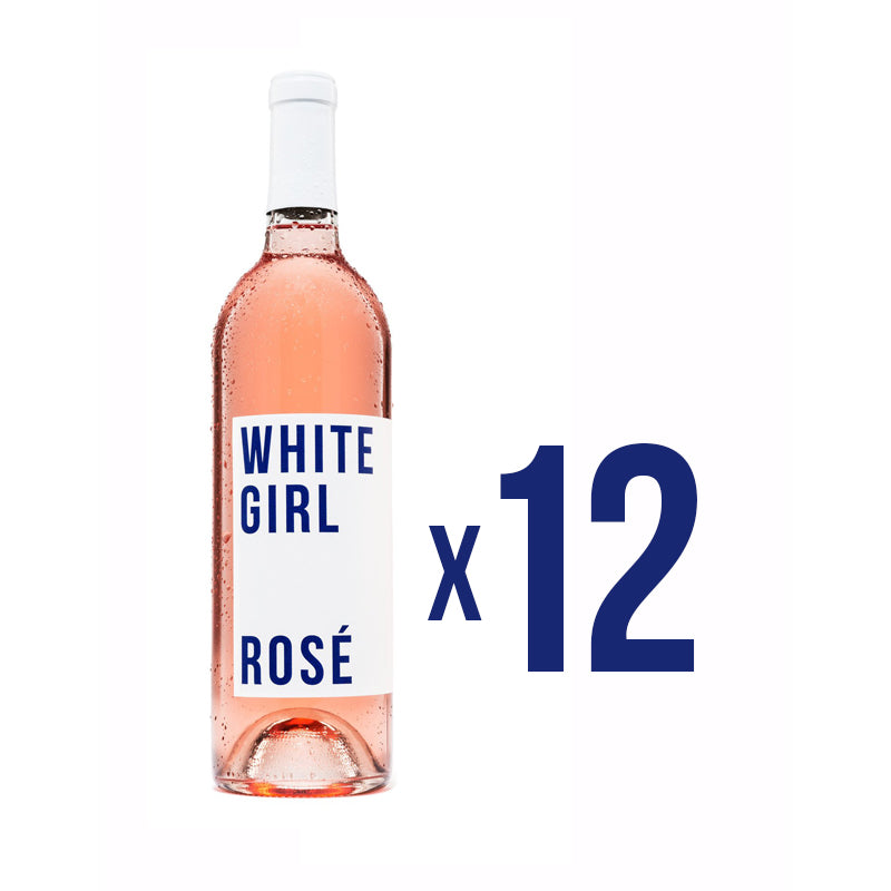 White Girl Rosé - Case (12 Bottles)