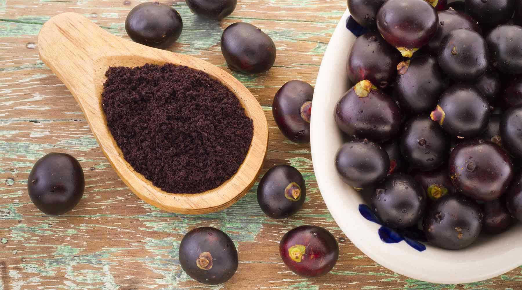 4 Astounding Reasons To Add Acai Berries Into Your Lifestyle