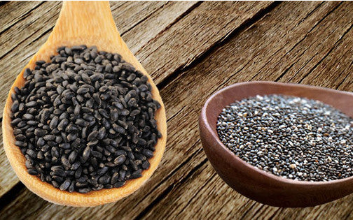 Basil Seeds and Chia Seeds - Which One Sheds The Weight