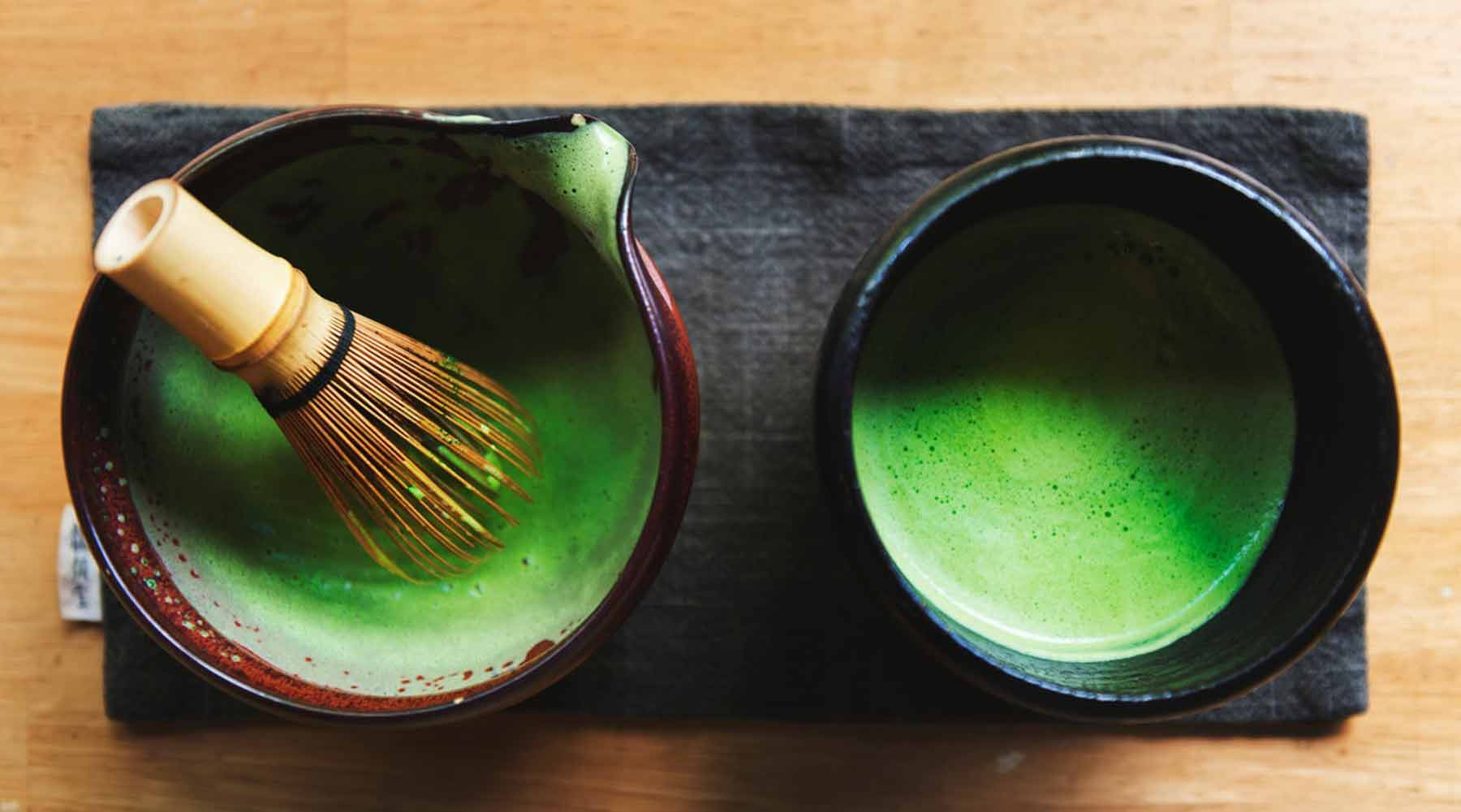 The 'Magic Of Matcha': How To Add A Mindful Moment To Your Tea