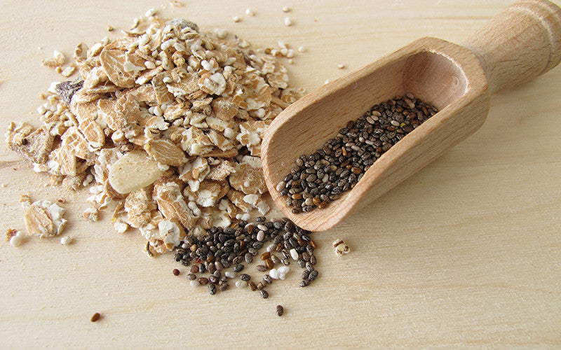 Chia Seed V Flax Seed - Why Chia seeds Win Hands Down...