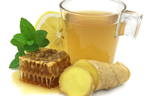 Feeling Stressed? Ginger Tea May be the Answer to Your Anxiety-Related Problems…