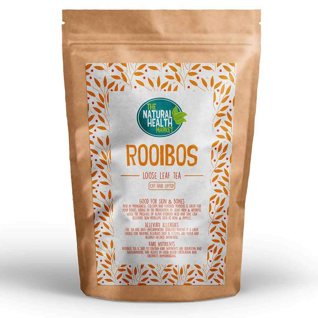 Rooibos Tea Loose Leaf Redbush Tea By The Natural Health Market