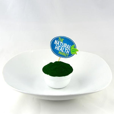Organic Spirulina Powder by The Natural Health Market