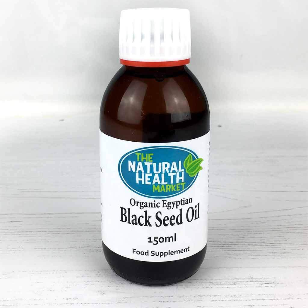 Organic Egyptian Black Seed Oil - Nigella Sativa