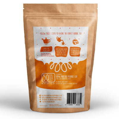 Herbal Tea - Red Rooibos Tea Bags