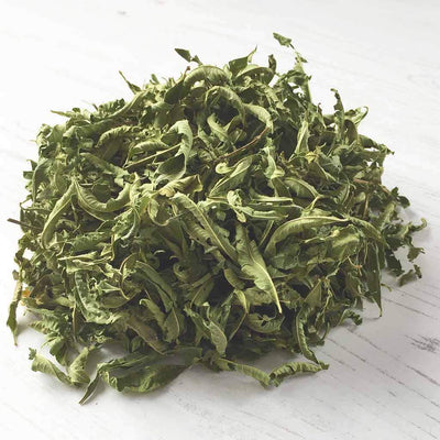 Organic Lemon Verbena Tea loose leaf product by The Natural Health Market