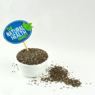 Organic Chia Seeds By The Natural Health Market