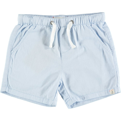 Me & Henry Pale Blue Twill Shorts