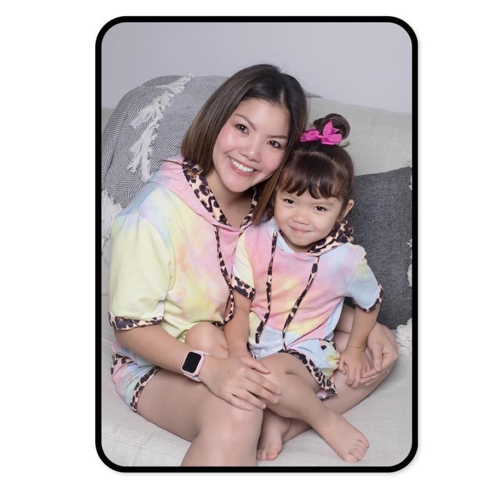 Mommy & Me Tie-Dye Loungewear - Adult