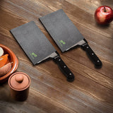 Meat Cleaver Knife Edge Guards (2-Piece Set)