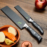 6 Inch & 8 Inch Chef Knife Edge Guards Set (2-Piece Set)