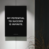 MY POTENTIAL | CARBON BLACK