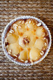 Pear Almond Tartlet