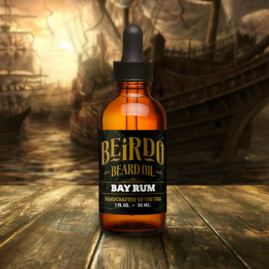 Beirdo Beard Oil - Bay Rum - 1 oz.