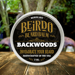 Beirdo Beard Balm - Backwoods - 2 oz.