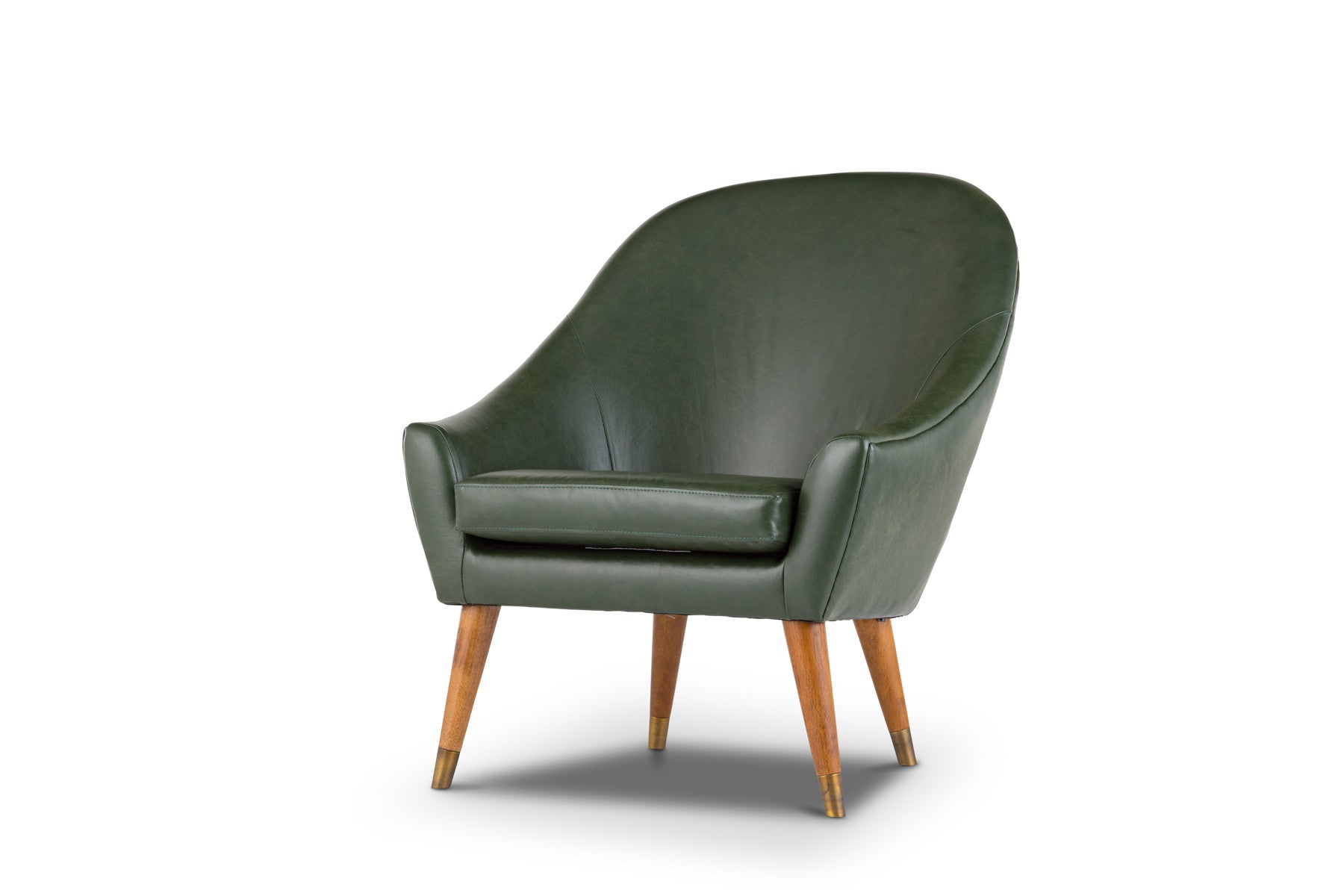 Modern classic style leather chair