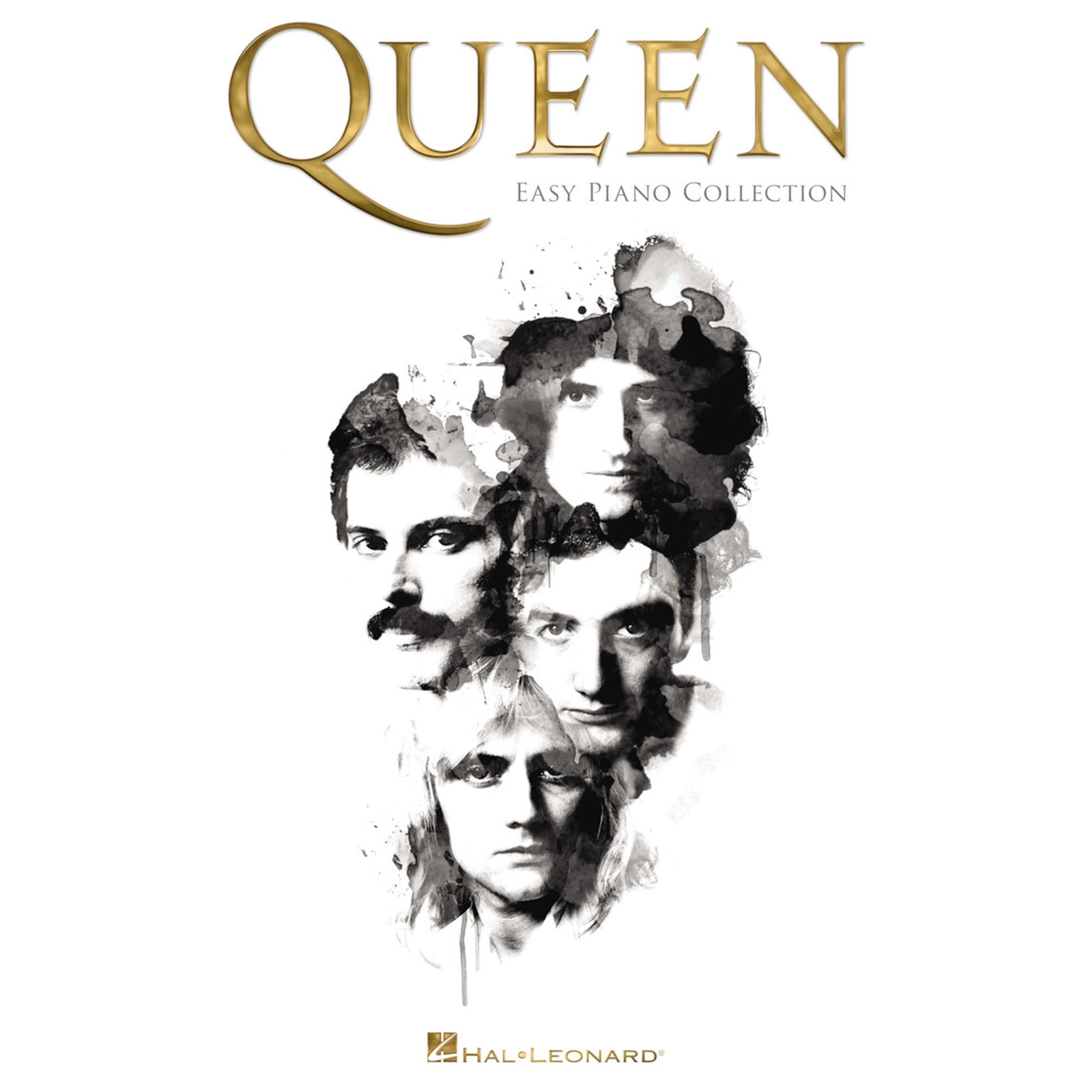 HAL LEONARD 139187 Queen - Easy Piano Collection