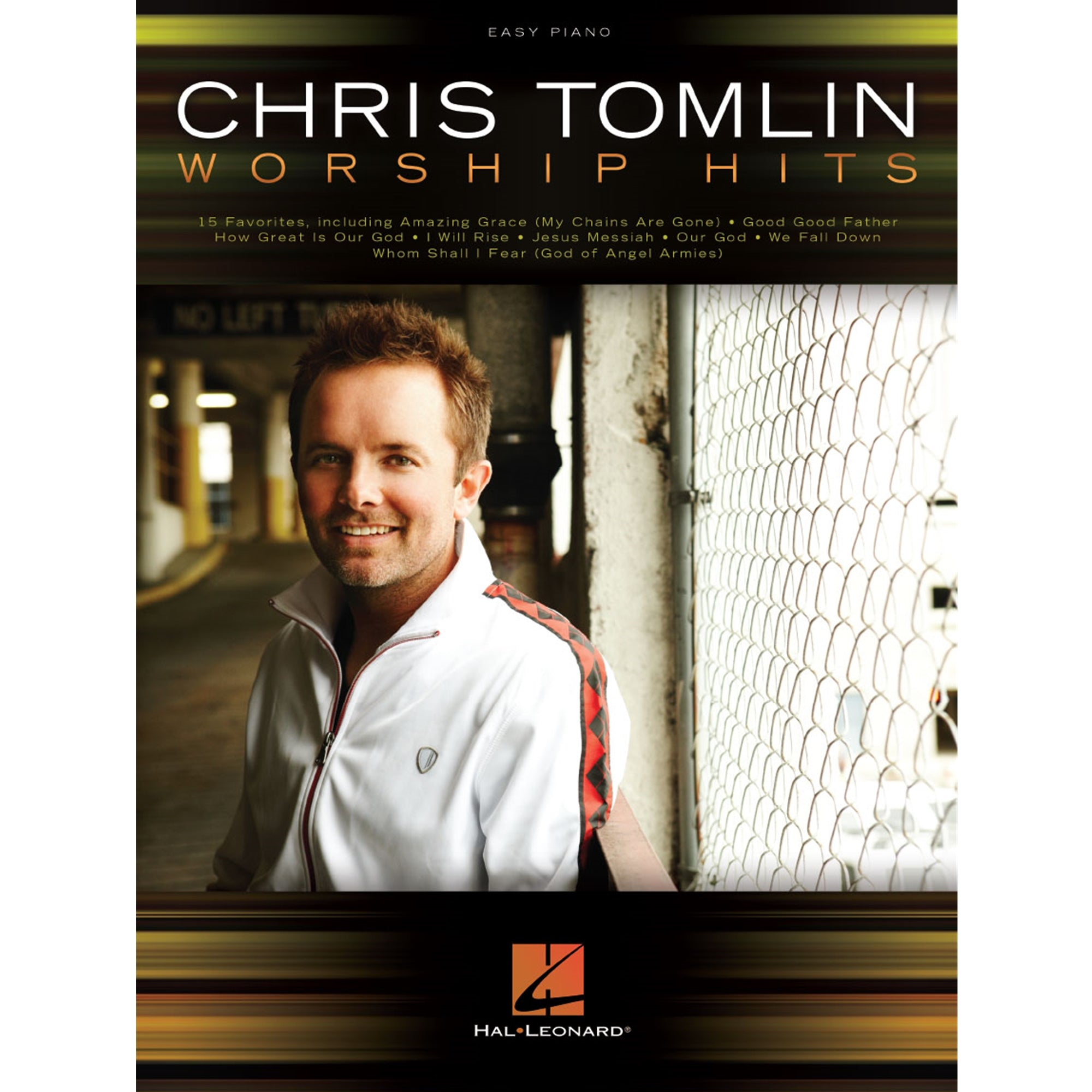 HAL LEONARD 192469 Chris Tomlin - Worship Hits