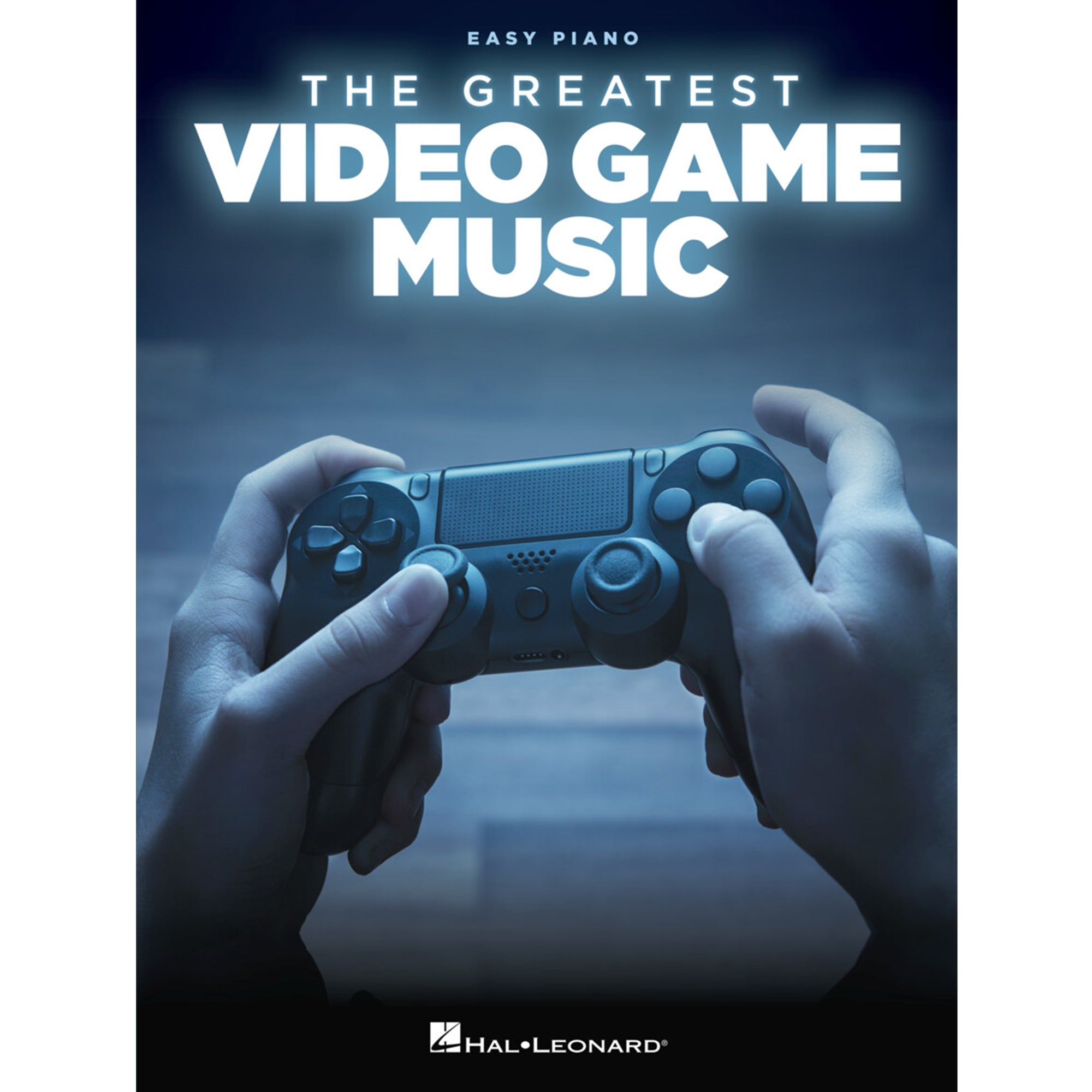 HAL LEONARD 202545 The Greatest Video Game Music Easy Piano