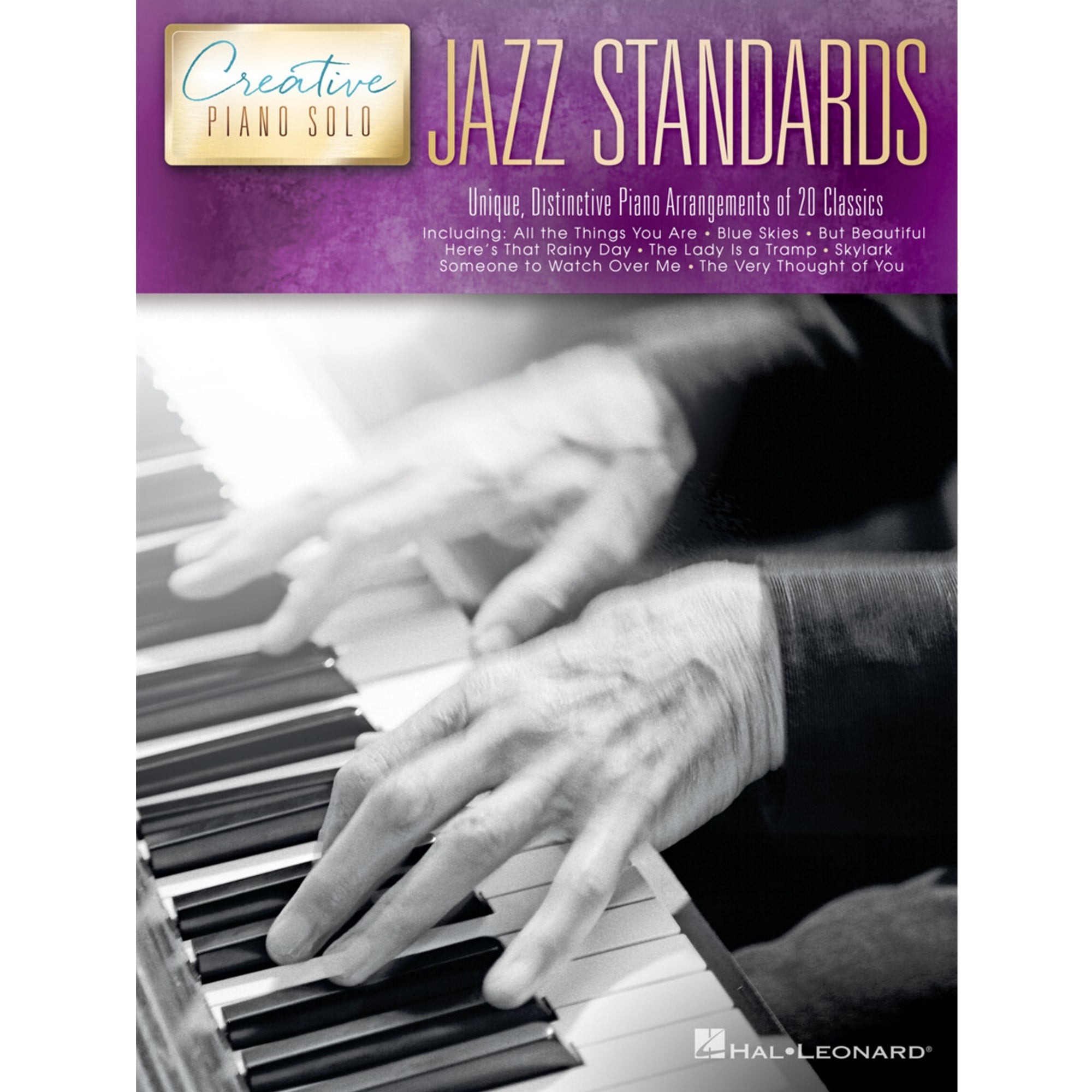 HAL LEONARD 283317 Jazz Standards - Creative Piano Solo