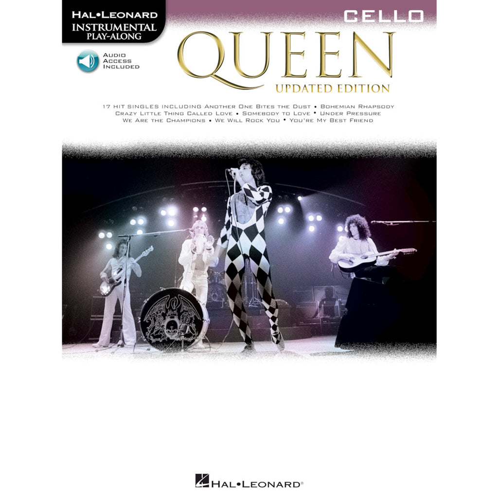 HAL LEONARD 285411 Queen - Cello