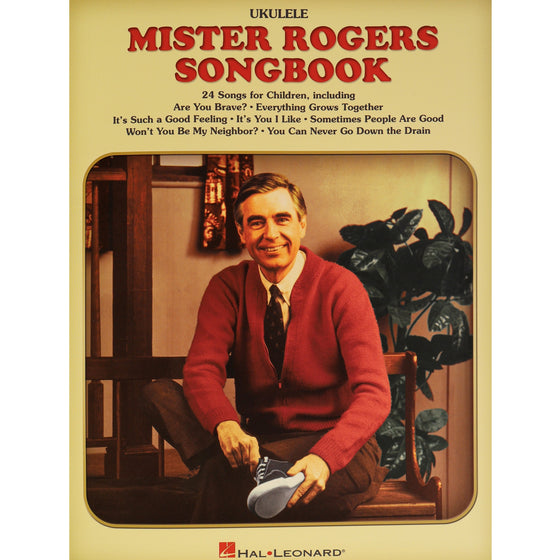 HAL LEONARD 287727 The Mister Rogers Songbook