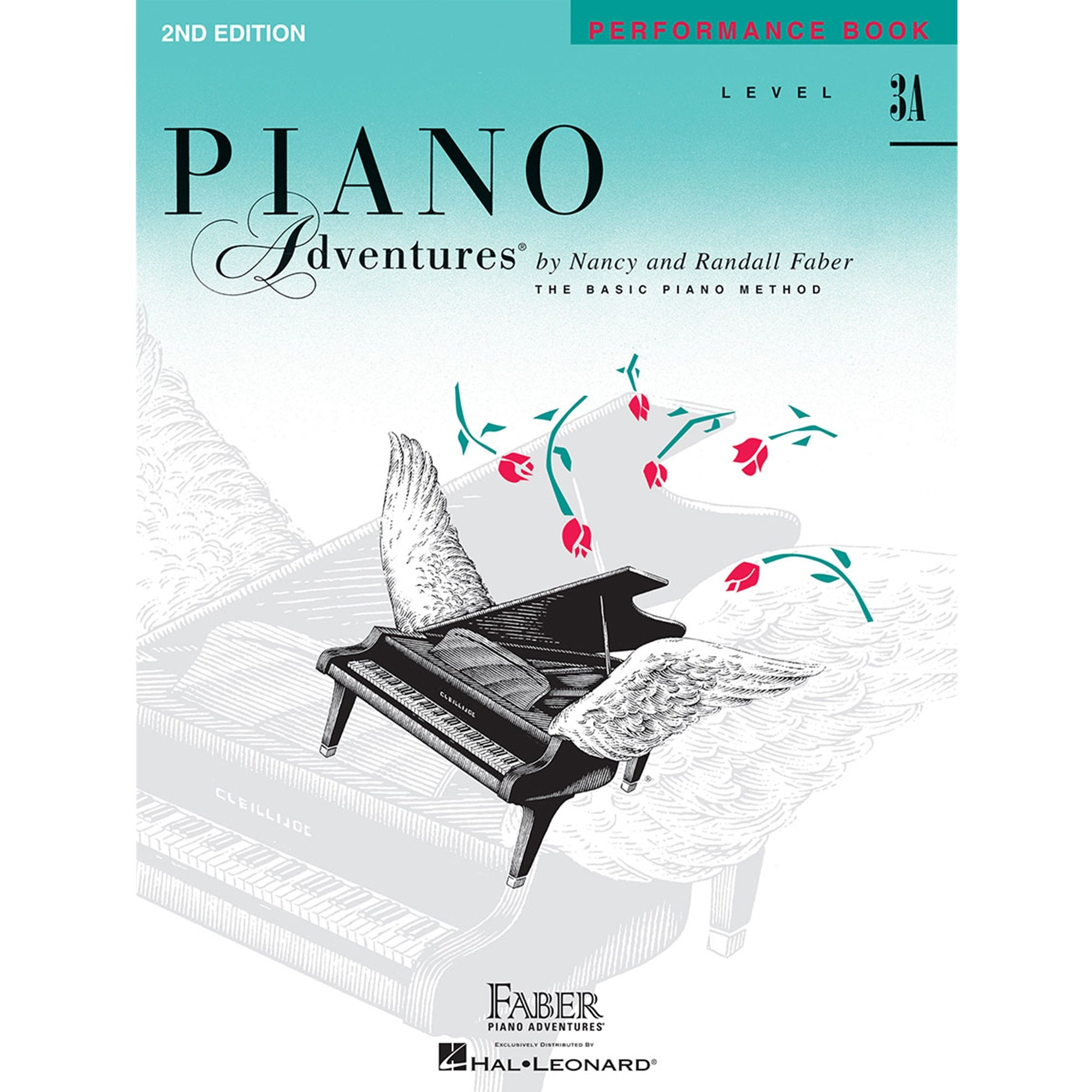 FJH PUBLISHER 420182 Piano Adventures Performance Level 3A