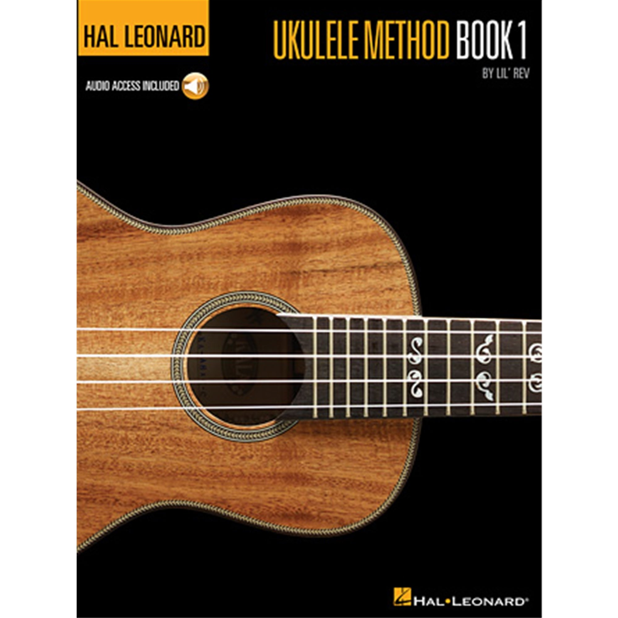 HAL LEONARD 695832 Hal Leonard Ukulele Method Book 1 - Softcover Audio Online